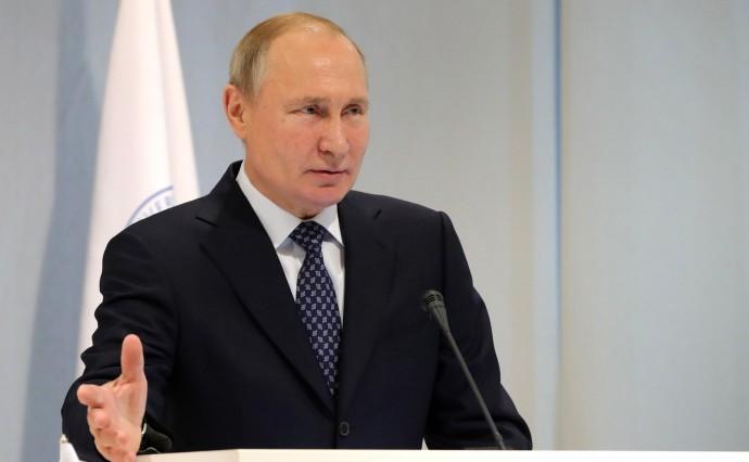 Выступление Президента на торжественном заседании