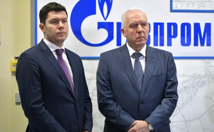 Антон Алиханов и Александр Гуцан
