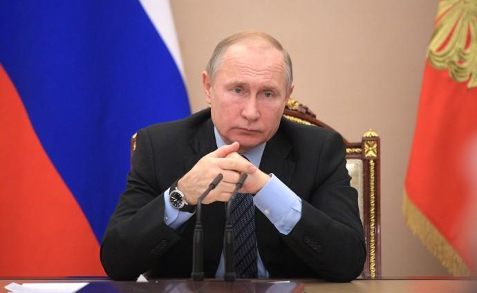 Президент слушает членов Правительства