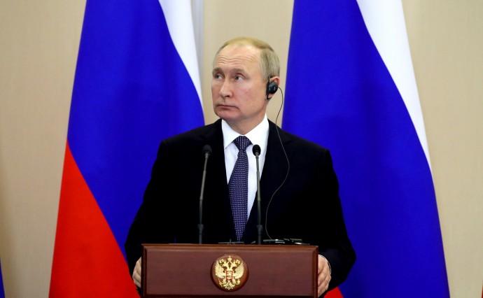 Путин на пресс-конференции по итогам российско-сербских переговоров