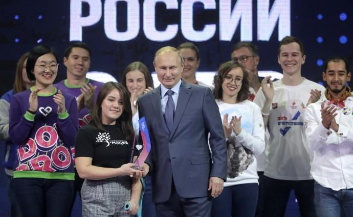 Фото Инессы Клюкиной с призом в руках