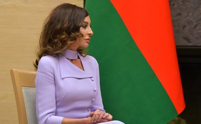 Первый вице-президент Азербайджана Мехрибан Алиева