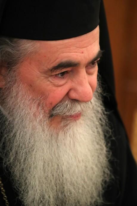 Патриарх Иерусалима и всея Палестины Феофил III