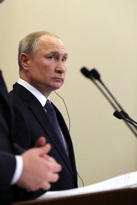 Президент России крупным планом