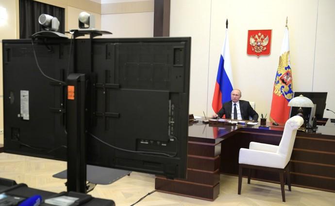 Владимир Путин «ПроеКТОриЯ»