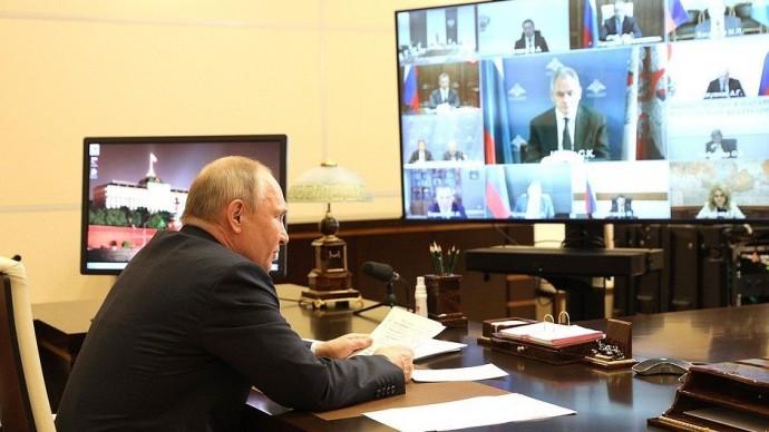Видео: заседание Российского организационного комитета «Победа» 20 мая 2021 года
