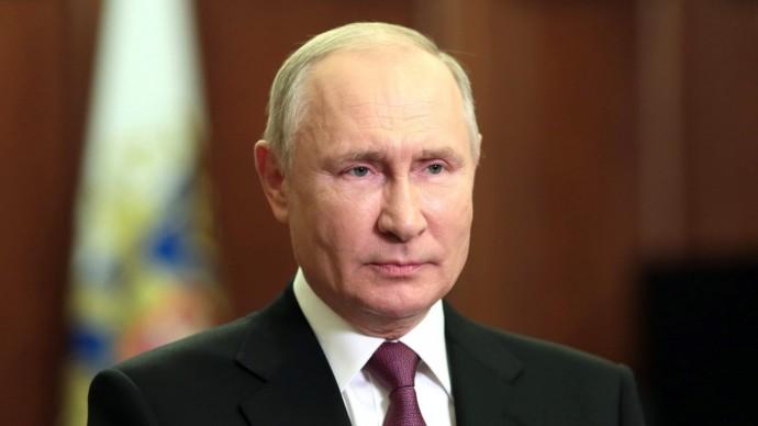 Видеообращение Владимира Путина кучастникам форума «Россия– спортивная держава» 8 сентября 2021 года