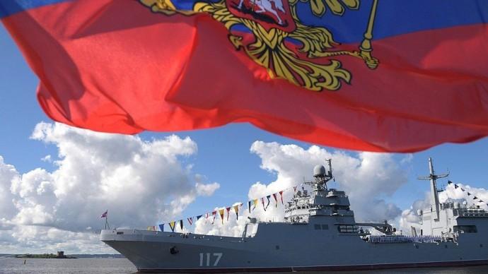 Видео выступления Путина на Главном военно-морском параде 26 июля 2020 года