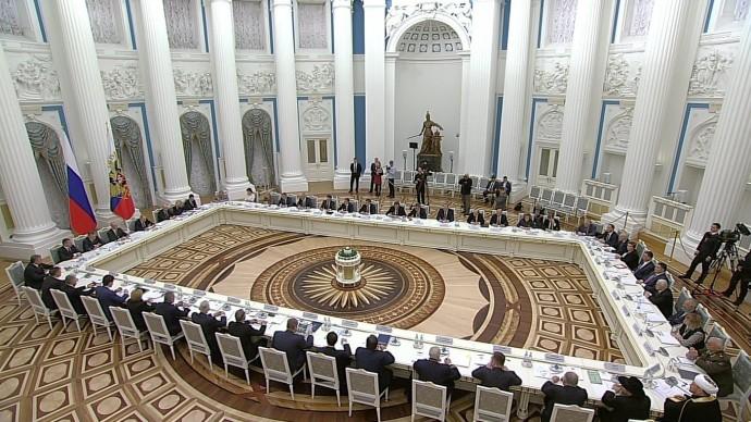 Видео заседания Российского организационного комитета «Победа» 11 декабря 2019 года