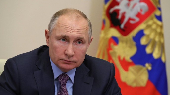 Видео: Совещание Владимира Путина счленами Правительства 28 января 2021 года