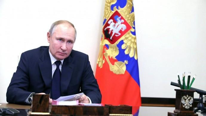 Видео: Встреча  Путина сруководителями фракций Государственной Думы