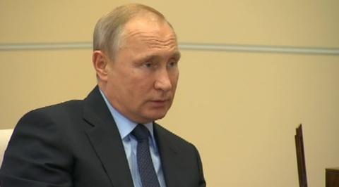 Владимир Путин обсудил с Андреем Травниковым развитие Новосибирской области