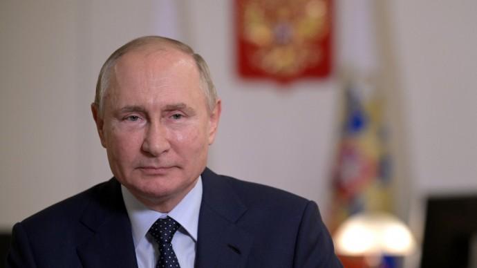 Видео: Поздравление Путина сДнём работника сельского хозяйства иперерабатывающей промышленности 10 октября 2021 года