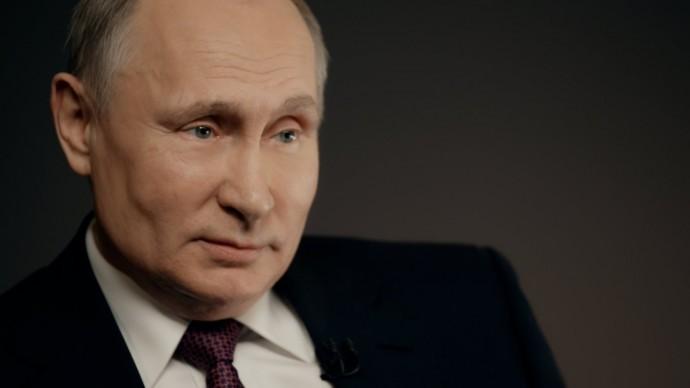 Видео: Владимир Путин о поддержке талантливой молодёжи (интервью ТАСС) 5 марта 2020 года