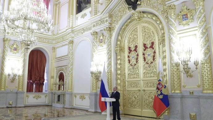 Видео со встречи Путина ссенаторами Российской Федерации 23 сентября 2020 года
