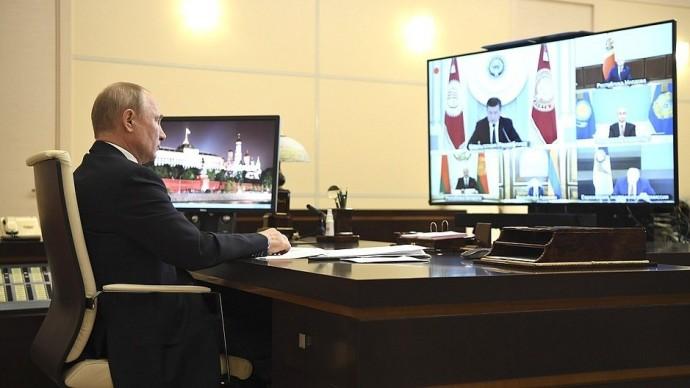 Видео заседания Высшего Евразийского экономического совета 19 мая 2020 года