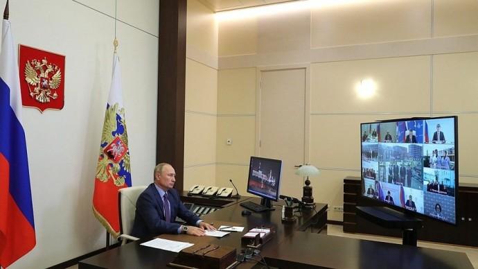 Видео с совещания оликвидации последствий паводка вИркутской области 8 сентября 2020 года