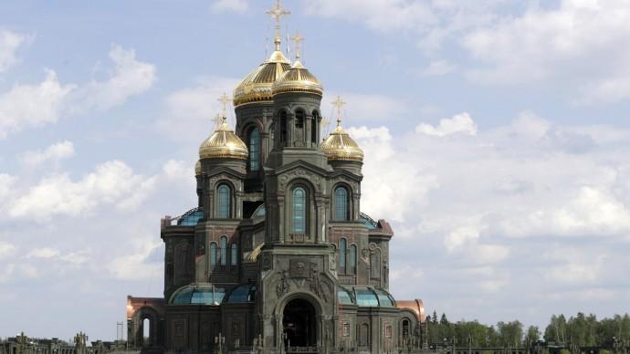 Видео посещения Путиным главного храма Вооружённых Сил имузейного комплекса «Дорога памяти» 22 июня