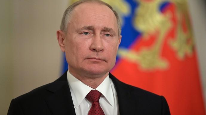 Видео: поздравление Путина военнослужащим иветеранам Сил специальных операций 27 февраля 2020 года