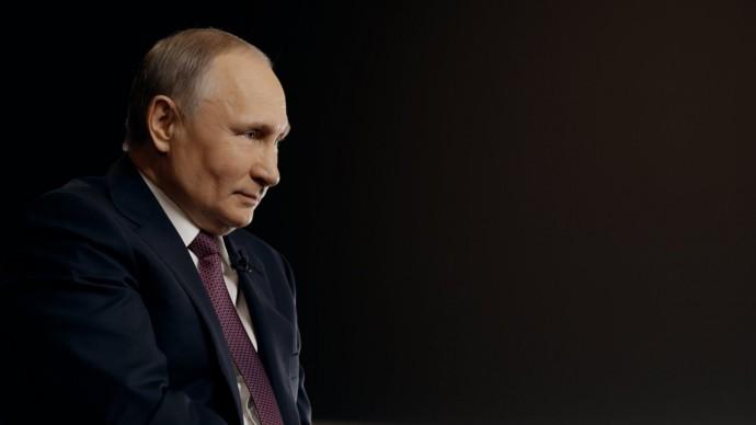 Видео: Владимир Путин обУкраине (интервью ТАСС) 22 февраля 2020 года